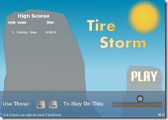 TireStormStartScreen