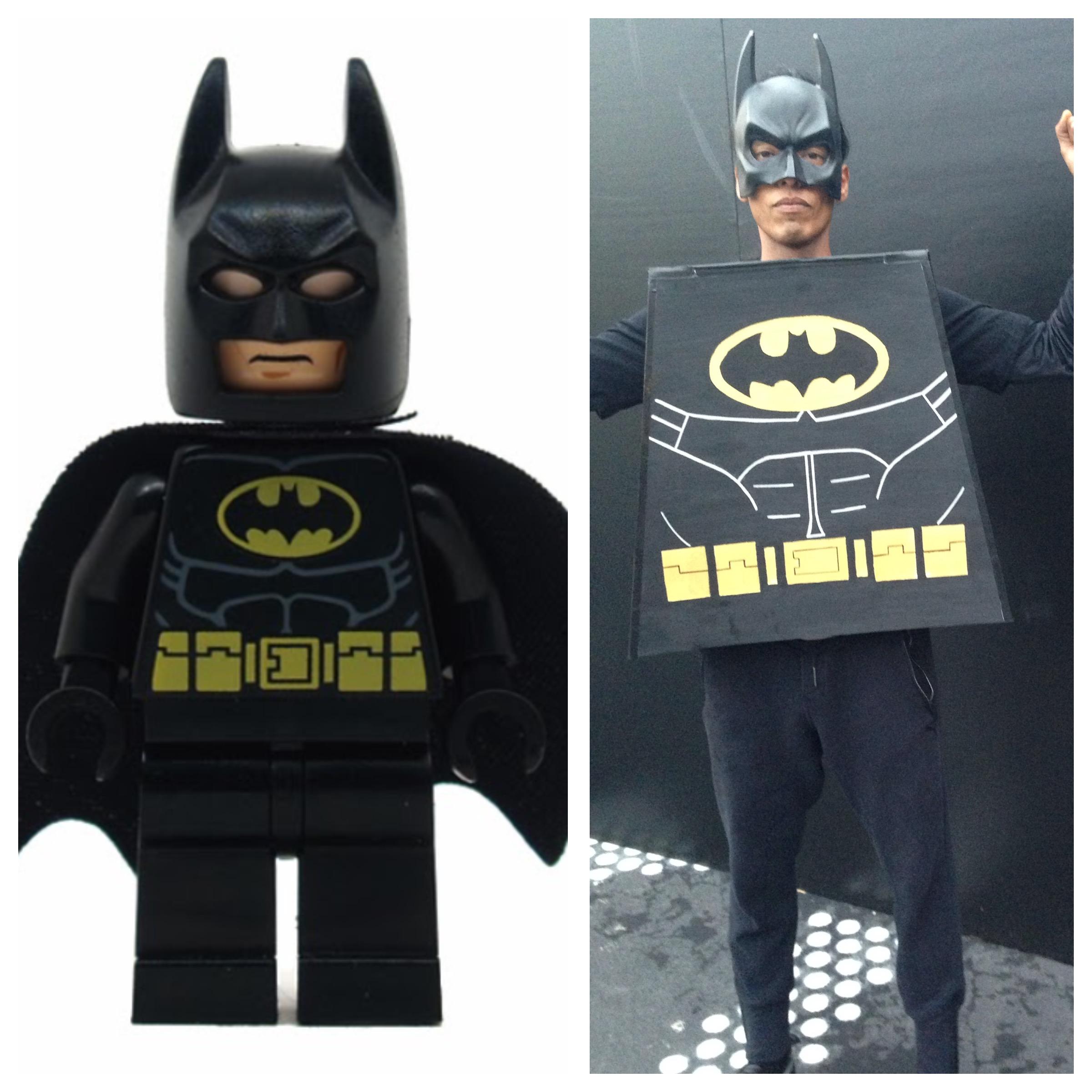 halloween lego bat
