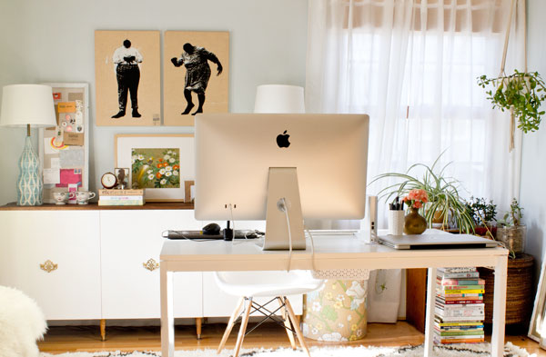 An office makeover Very Sarie