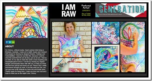 I am raw bris march 2013