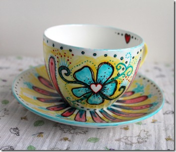 My love For You tea set_etsy