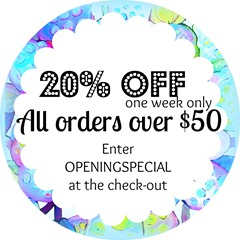 20 off opening special_feb 2013