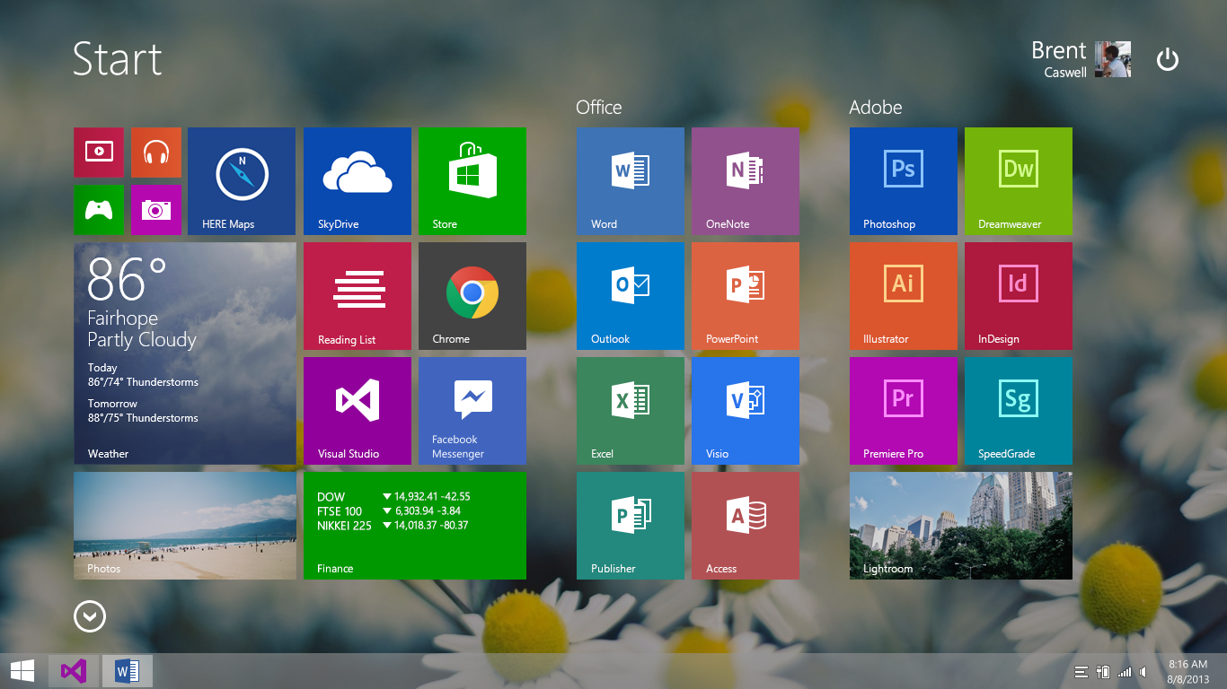List of Synonyms and Antonyms of the Word: windows 9 apps