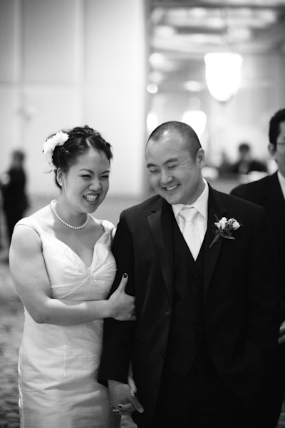 esther and sam park wedding