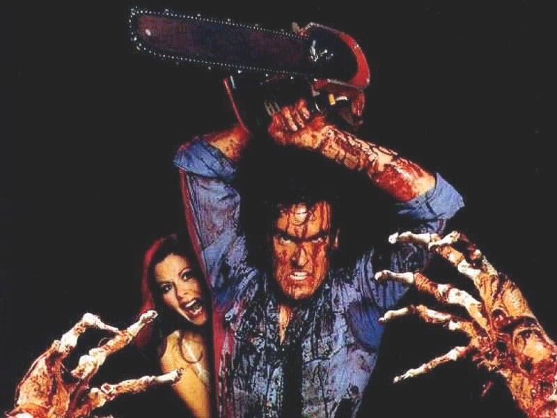 Evil dead remake full movie