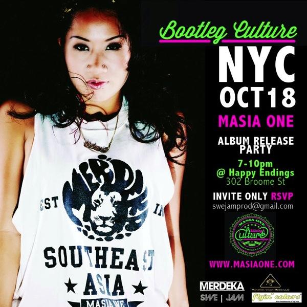 NYC Invite Masia One