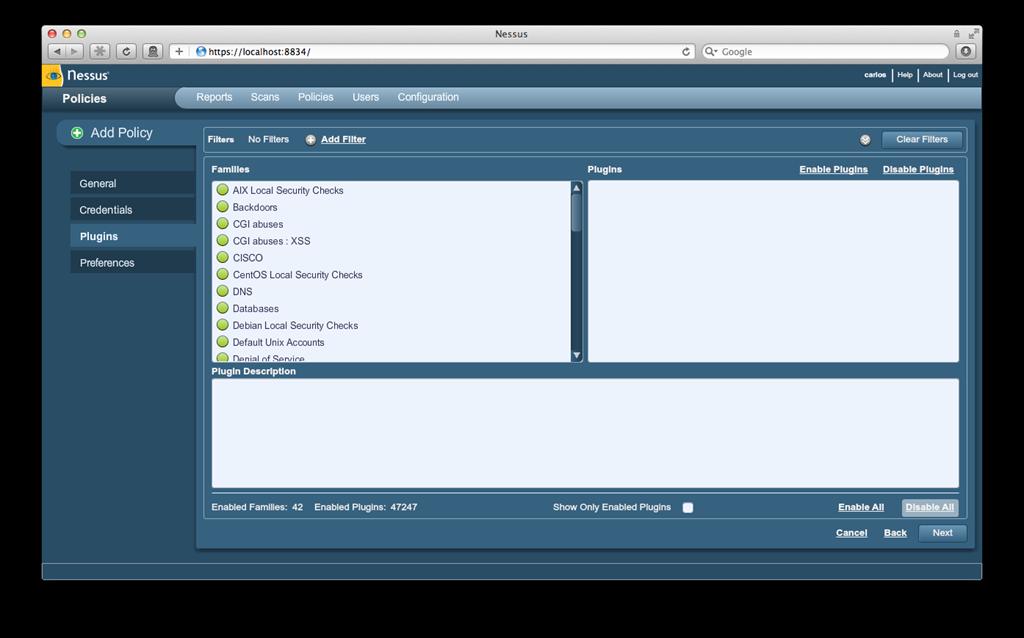 Nessus 5 Making My Pentesting Workflow Easier