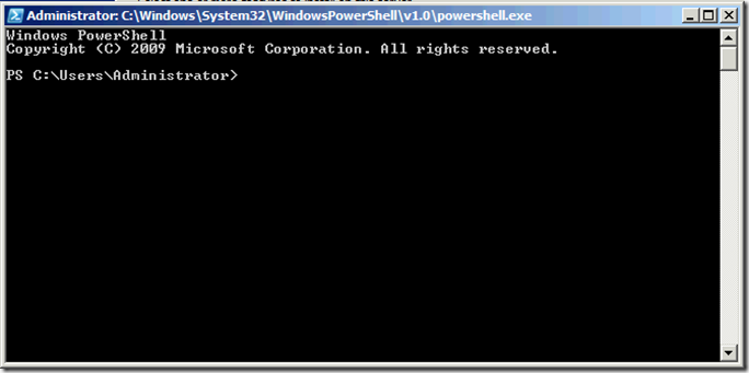 Introduction to Microsoft PowerShell – What is it and Setup