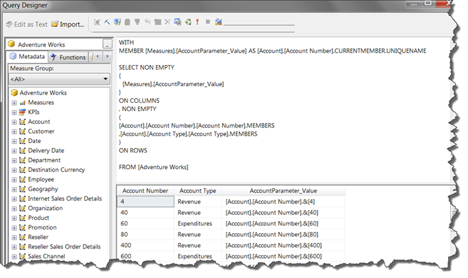 Improving the Performance of a Calculated Field in SSRS When
