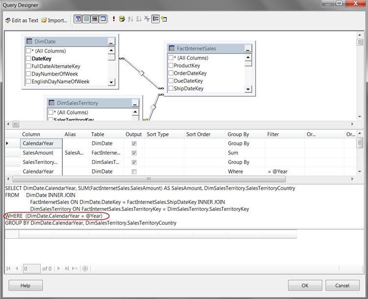 Displaying Single & Multi-Valued Report Parameter Selections in SSRS