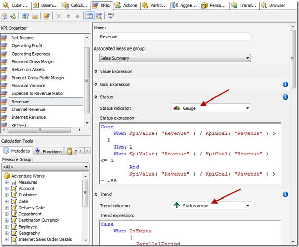 SSAS_KPI_Configuration