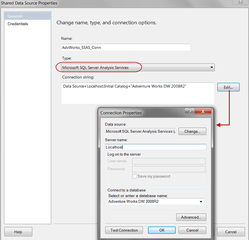 Pros & Cons of Using the OLE DB Provider for SSAS 10 0 when