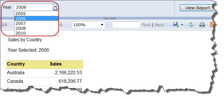 Relating Parameters & Filters in SQL Server Reporting