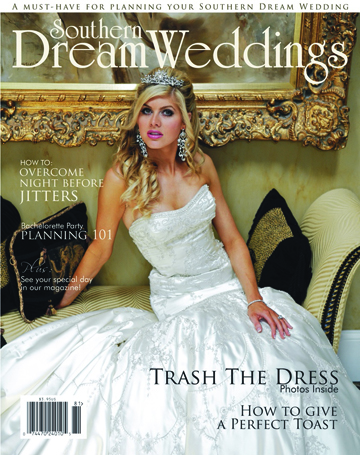 Southern_dream_wedding_Magazine_cover