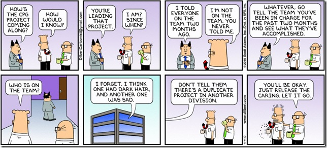 Dilbert by Scott Adams