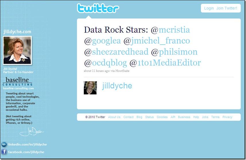 Data Rock Stars