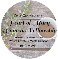 Heart of Mary Women's Fellowship