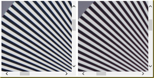 LensComparePSEversion