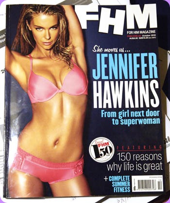 FHM Cover
