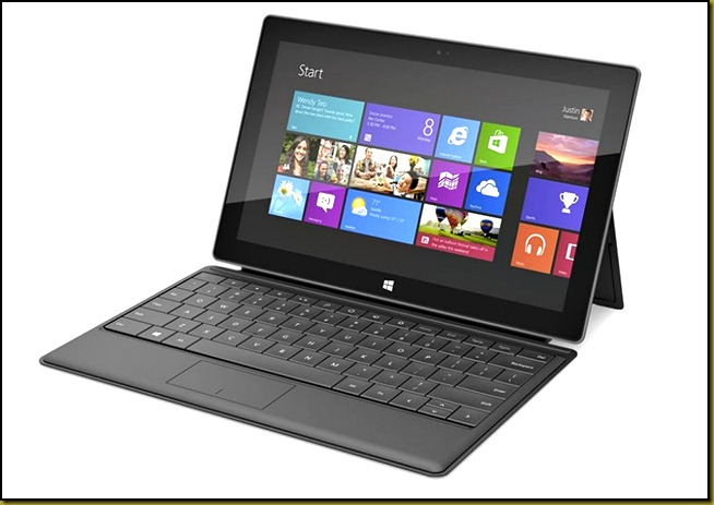MicrosoftWin8Surface