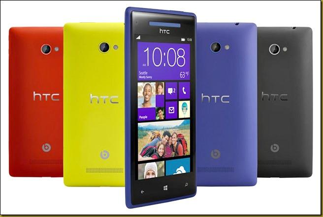 HTCPhone8x