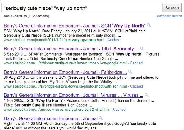 GoogleFindsIt
